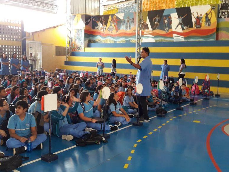 Início das Aulas – Ensino Fundamental